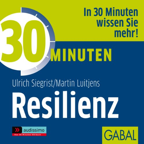 30 Minuten Resilienz audiobook cover art
