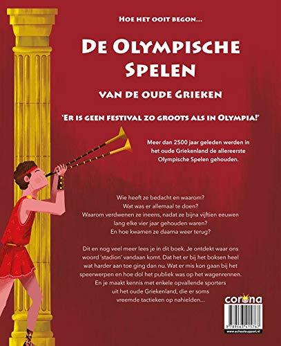 De Olympische Spelen van de Oude Grieken