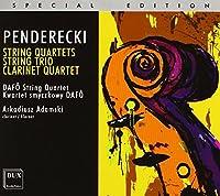 String Quartets/String Trio/Clarinet Quartet