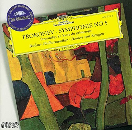 Sinfonia No.5,La Sagra Della Primavera In Si Bemolle Maggiore