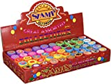Tiny Mills 50 Pcs Assorted Stampers for Kids -...