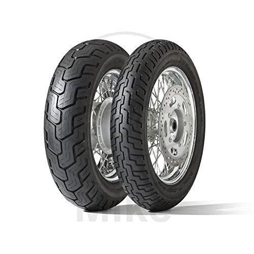 DUNLOP 130/90-16 67H D404 FRONT TT -90/90/R16 67H - A/A/70dB - Moto Pneu