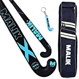 """MALIK Carbon-tech VIP Hockey Stick 