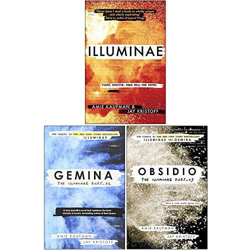 Illuminae Files Series Collection 3…