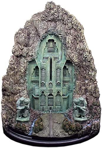 Statue Smaug Sculpture du Seigneur des Anneaux Statue du Seigneur des Anneaux Sculpture de Montagne Erebor Improve