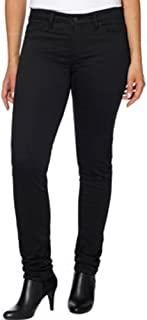 Calvin Klein Womens Power Stretch Skinny Cropped Pants