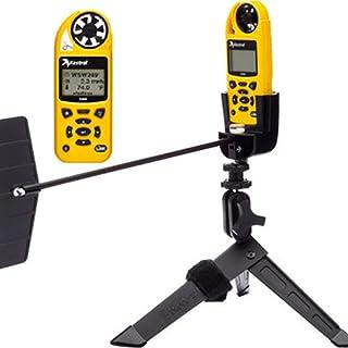 MJ-Brand Medidor de Clima portátil - Estación meteorológica portátil de Alta precisión y Durabilidad