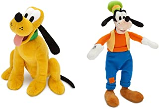 Mickey Mouse Clubhouse Bean Plush 10 Goofy Mix
