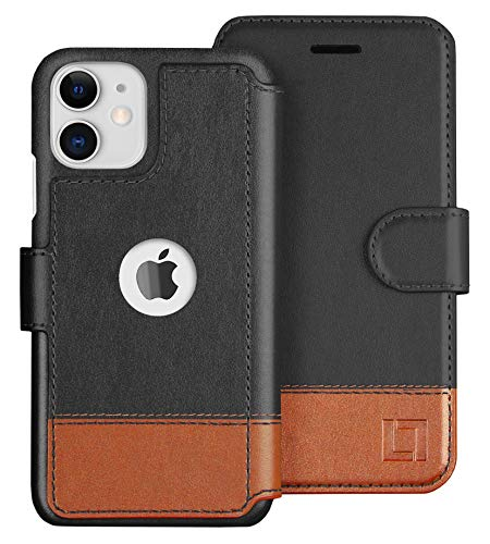 LUPA iPhone 11 Wallet Case -Slim iPhone 11 Flip Case