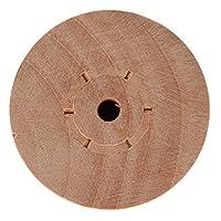 #N/A 手作りのポーランドゴムスタンプハンドル木工DIYスタンプアクセサリー - 5cm