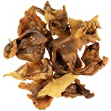 Bounce and Bella Pigs Ears for Dogs – Natural Dog Chews – Healthy Treats and Chews to Help Clean...