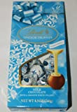Lindt Lindor Milk Chocolate Truffles with a Smooth White Filling, 8.5oz Bag