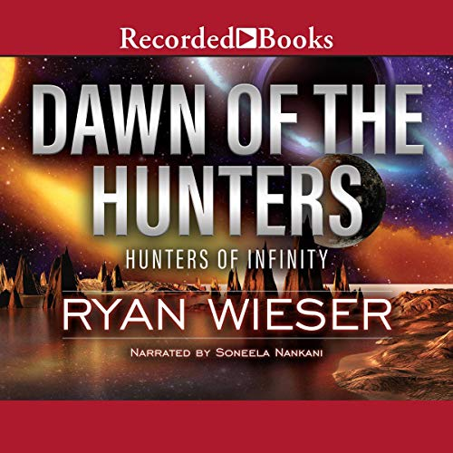 Dawn of the Hunters audiobook cover art