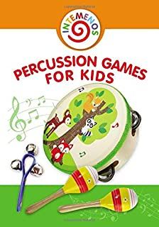 Percussion Games for Kids: The Orff approach. Fairy Tale with Musical Score. Rhythmic games with Tambourine.