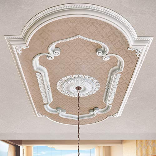 Blanco Rectangular Ceiling Medallion 94'