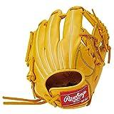 ローリングス(Rawlings) 野球用 ジュニア軟式 HYPER TECH R9 SERIES [内野手用] サイズL GJ1R9N6L ゴールドタン サイズ L ※右投用