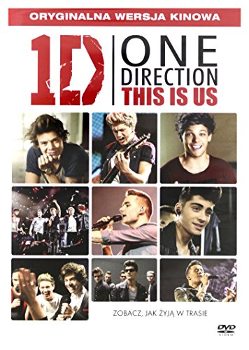 One Direction: This Is Us [DVD] (Subtítulos en español)