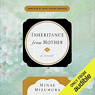 Inheritance from Mother audiobook cover art