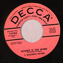 mumbo is the word