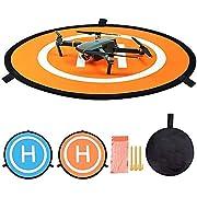 Hothuimin UAV Landing Pad Parking Apron Foldable Drone Landing Pad Portable Landing Mat#16-WRJJLD