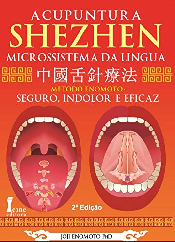 Acupuntura Shenzhen Microssistema da Língua