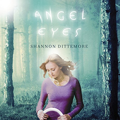 Angel Eyes audiobook cover art