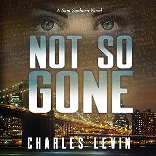 Not So Gone audiobook cover art