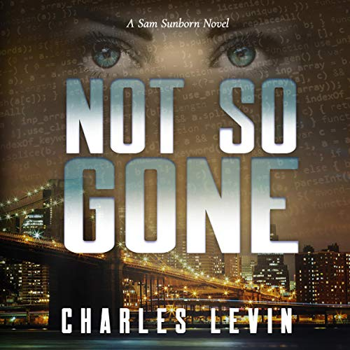Not So Gone audiobook cover art