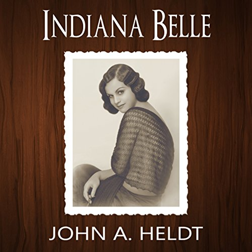 Indiana Belle audiobook cover art