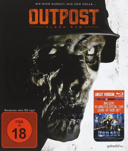 Outpost - Black Sun - Uncut [Blu-ray]
