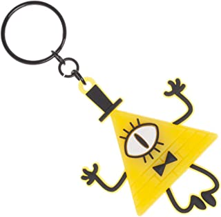 Gravity Falls - Bill Cipher LED Keychain