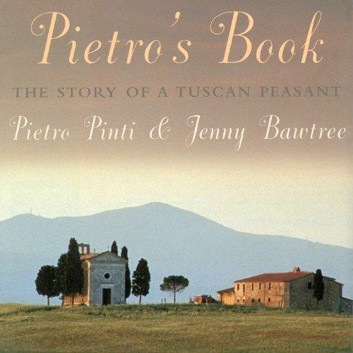 Pietro's Book audiobook cover art