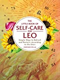 Little Book Of Self-Care For Leo (Astrology Self-Care)