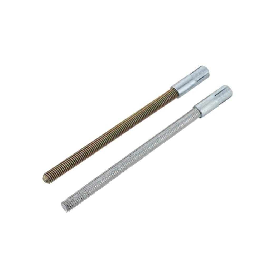 自己曲逆5PCS M6 / M8 / M10 / M12ダイヤフラムの特別な拡張ネジ、ボルト見えないネジのハードウェアの付属品ロングウォールマウント (Size : M8 X 120mm)