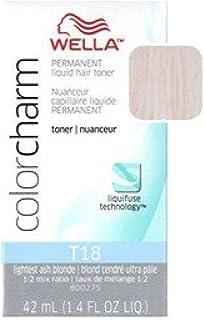 Wella Color Charm - Liquid Creme Haircolor - # T-18