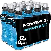 Powerade Sports Mountain Blast, Iso Drink mit Elektrolyten - als erfrischendes, kalorienarmes Sportgetränk oder als...