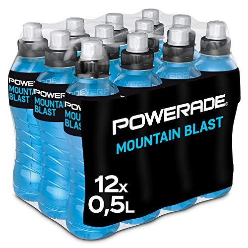 Powerade Sports -   Mountain Blast, Iso