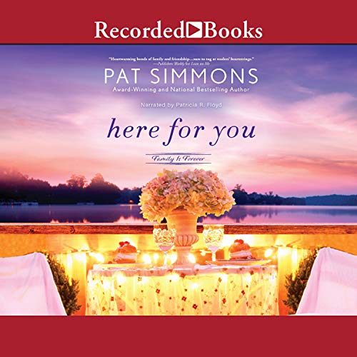 Here for You cover art