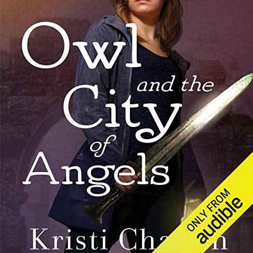 Couverture de Owl and the City of Angels