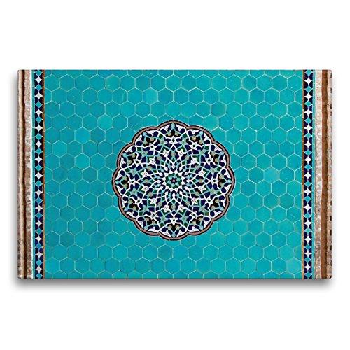 CALVENDO Premium Textil-Leinwand 75 x 50 cm Quer-Format Iran-Yazd, Leinwanddruck von Gabriele Gerner-Haudum