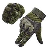 Neusky Herren Taktische Handschuhe Touchscreen Fahrrad Handschuhe Motorradhandschuhe MTB Handschuhe...