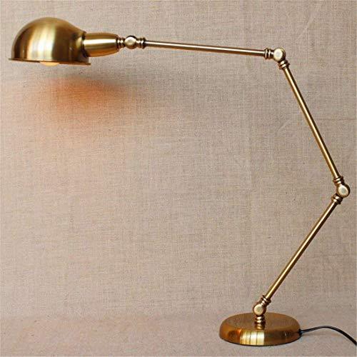 HYY-YY Lámparas de Mesa, Moderna Minimalista Dormitorio lámpara de cabecera, Sala lámparas llevadas Ojo, Plancha de Noche, los niños Que Trabajan Rines Decorativos