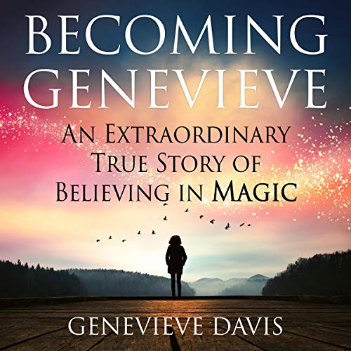 Becoming Genevieve audiobook cover art