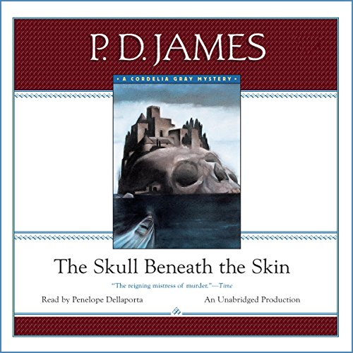 The Skull Beneath the Skin  audiobook cover art