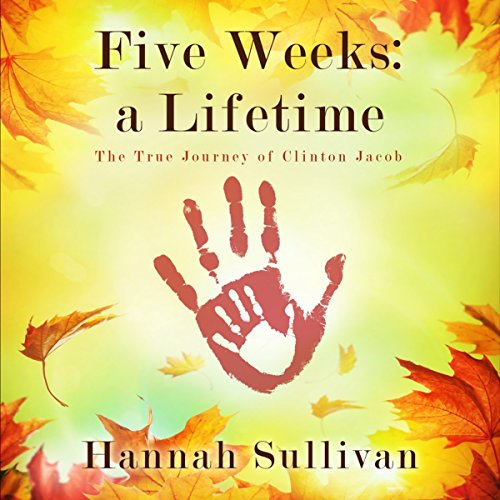 Five Weeks: a Lifetime audiobook cover art
