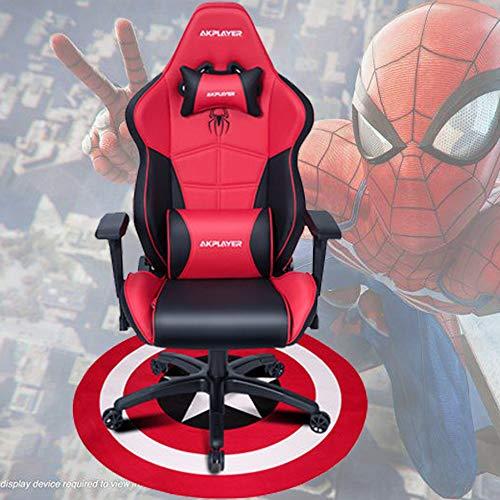 Chair Gaming Hohe Qualität Ergonomische Computer Sessel Iron Man/Spiderman/Captain America Home Cafe Spiel Competitive Sitze Boss Teppich Red Spiderman