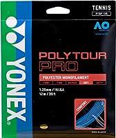 YONEX「POLY TOUR PRO 125 PTGP125」テニスストリング ブルー(002)