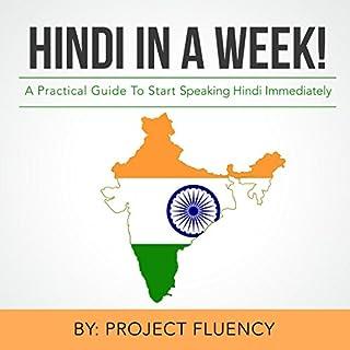 Hindi in a Week! cover art