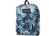 JanSport Unisex SuperBreak Backpack - Indigo Shibori, 1550 cu.in. (T15W-34W)