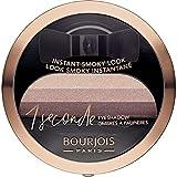 Bourjois - Ombre à Paupières 1 Seconde Eyeshadow - Smoky Facile et Couleur intense - 08 Magni-Figue 3gr